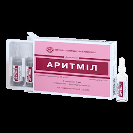 Аритміл фото препарата