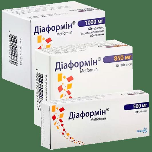 Діаформін-Фармак Фармак