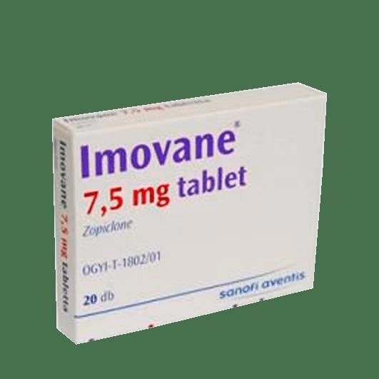 Імован таблетки 7,5 мг