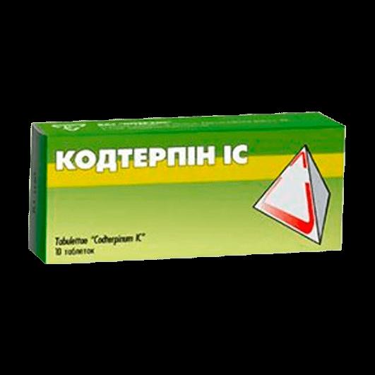 Кодтерпін ІС ІнтерХім