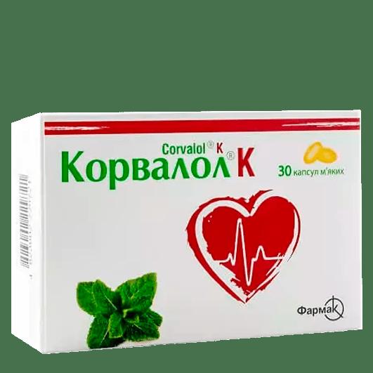 Корвалол К Фармак