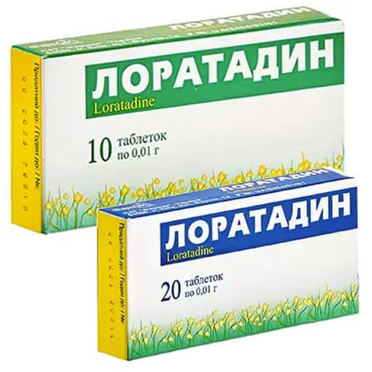 Лоратадин-Фармак Фармак