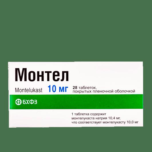 Монтел Борщагівський ХФЗ