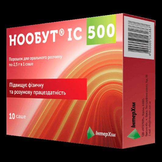Нообут ІС 500 ІнтерХім