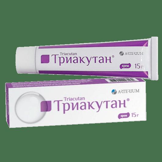 Триакутан Київмедпрепарат