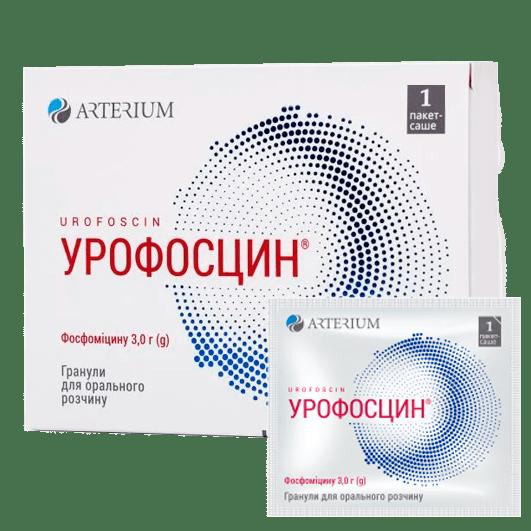 Урофосцин Київмедпрепарат