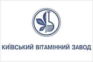 АТ «Київський вітамінний завод»